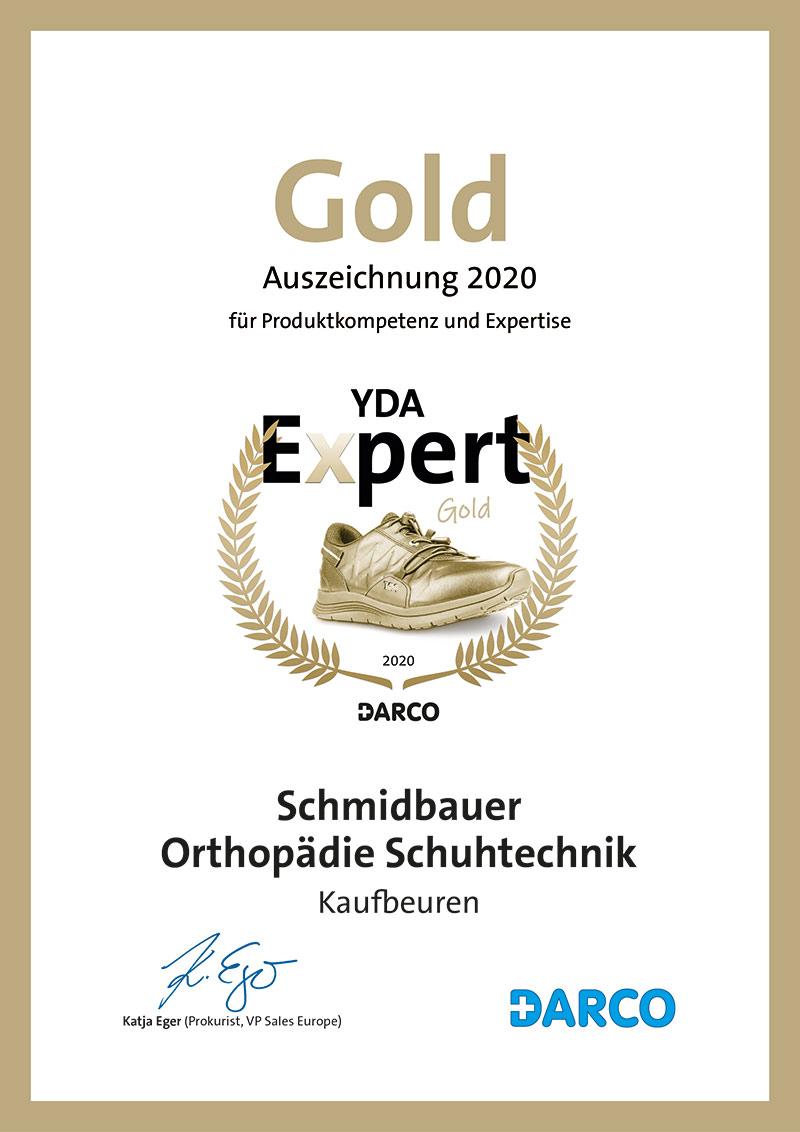Schmidbauer Kaufbeuren Zertifikat
